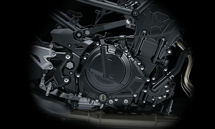 เครื่องยนต์ Kawasaki Ninja 400