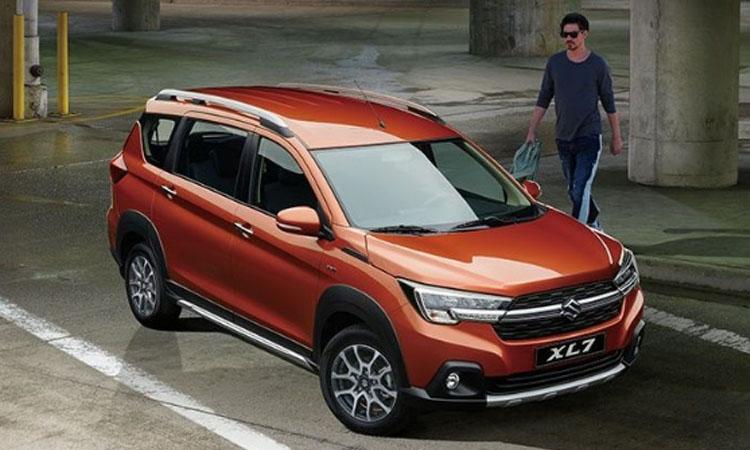 ดีไซน์All NEW Suzuki XL7
