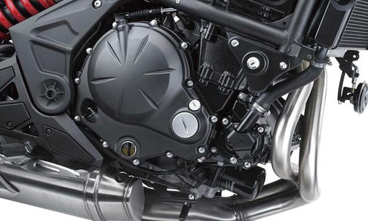 เครื่องยนต์ Kawasaki Versis 650