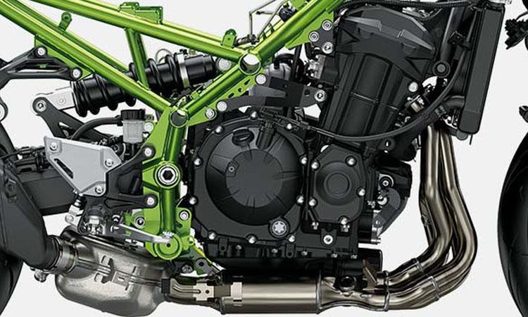 เครื่องยนตื Kawasaki Z900