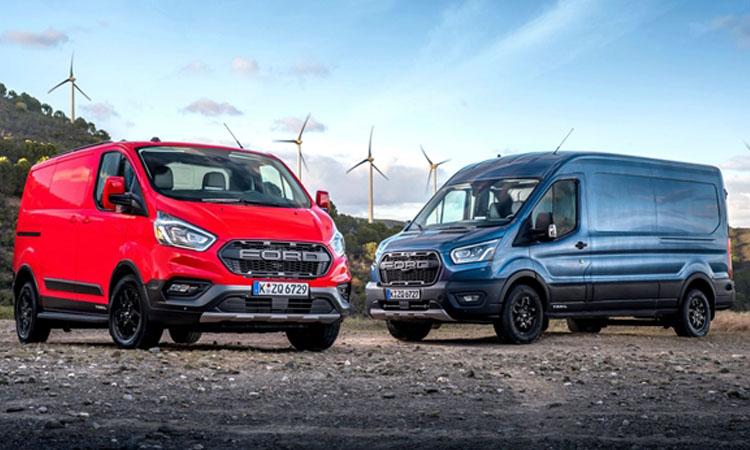 Ford Transit และ Ford Tourneo ในยุโรป