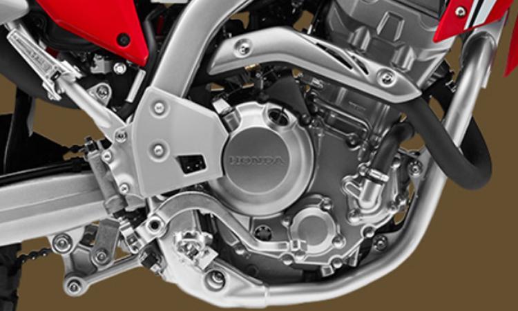 เครื่องยนต์ Honda CRF250L