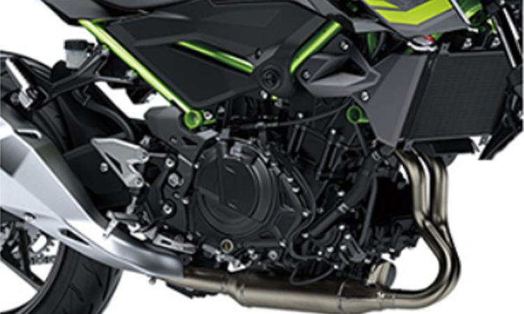 เครื่องยนต์ Kawasaki Z250