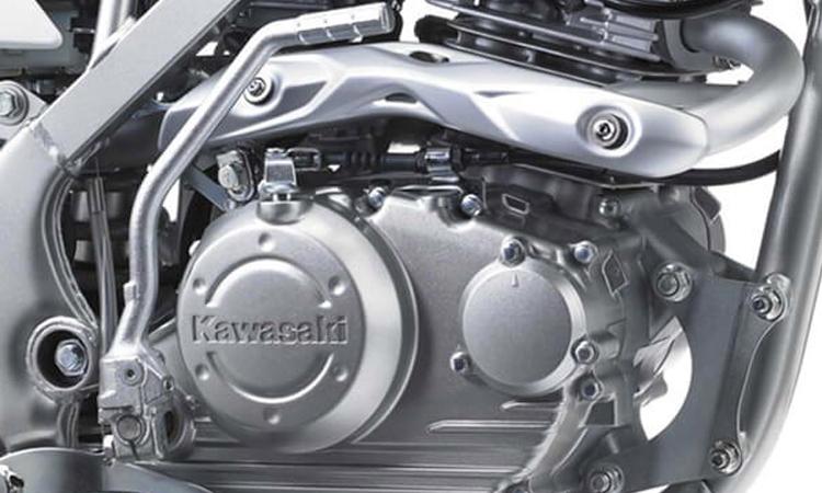 เครื่องยนต์ Kawasaki KLX150