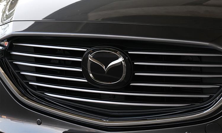 กระจังหน้า All NEW Mazda CX-8