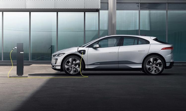 Jaguar เปิดตัว Jaguar I-Pace 2021