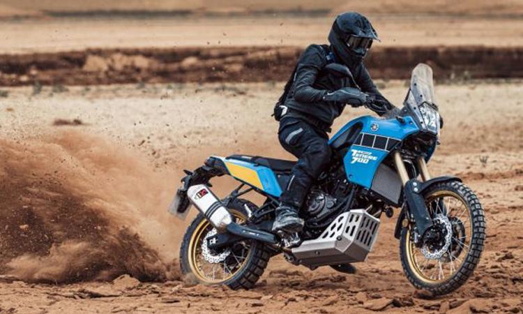 Yamaha Tenere 700 Rally Edition