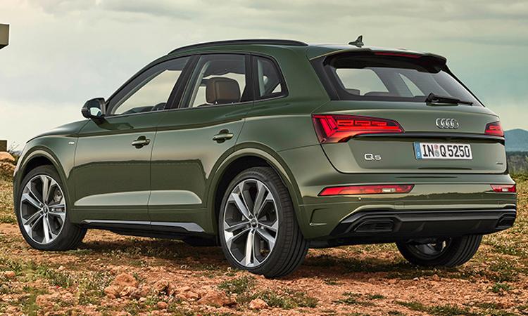 Audi Q5 Minorchange