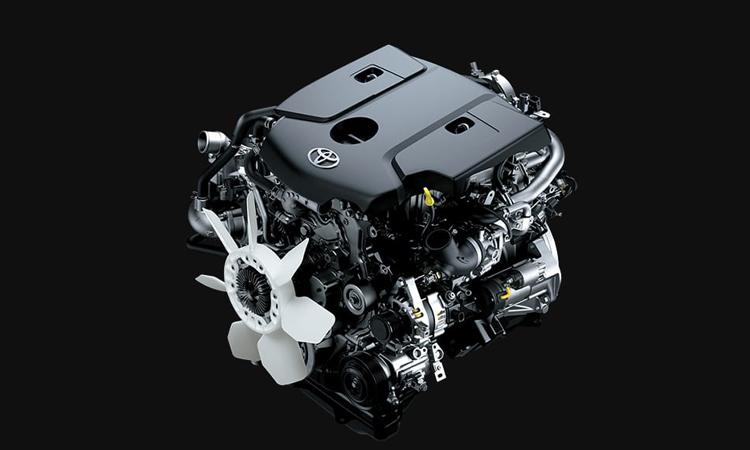 เรื่องยนต์ Toyota Fortuner LEGENDER