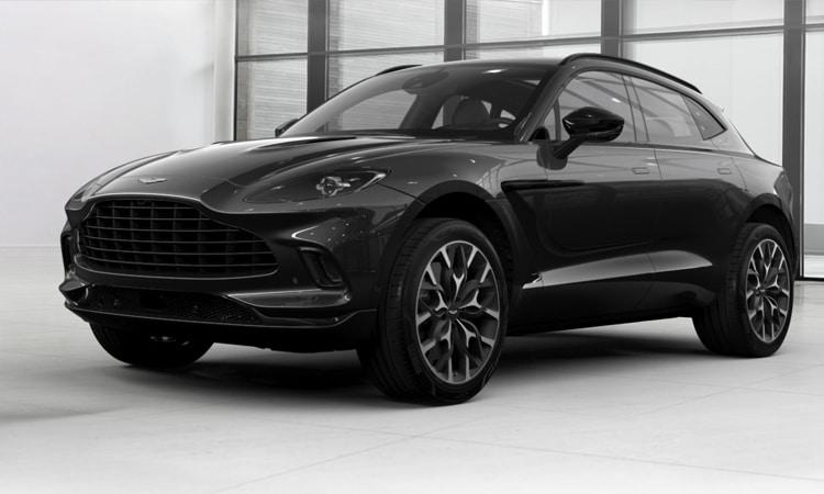 ราคา ตารางผ่อนดาวน์ Aston Martin DBX