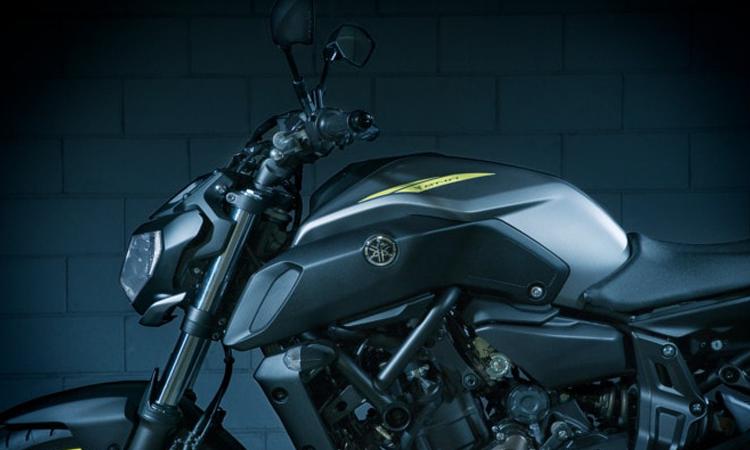 ตัวถัง Yamaha MT 07