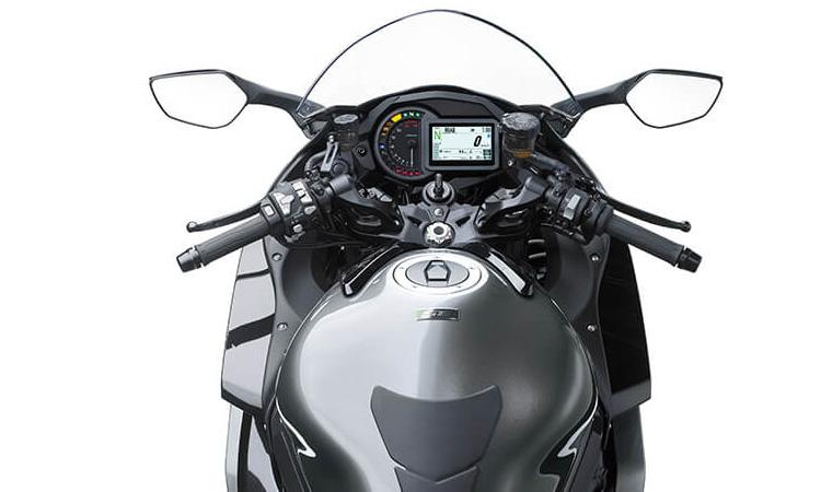 ตัวถัง Kawasaki Ninja H2 SX SE+