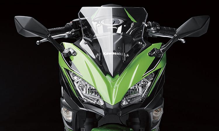 ไฟหน้า Kawasaki Ninja 650