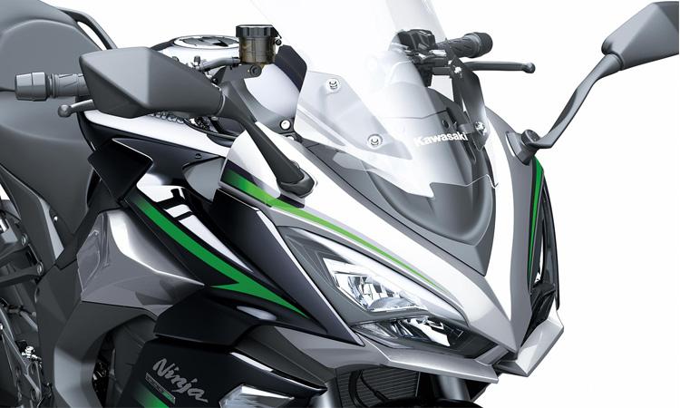 ไฟหน้า Kawasaki Ninja 1000 SX