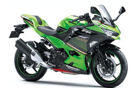 ราคา ตารางผ่อนดาวน์ Kawasaki Ninja 400