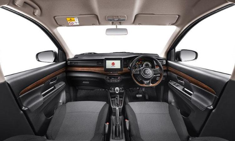 ภายใน All NEW Suzuki XL7