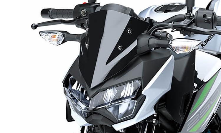 ฟหน้า Kawasaki Z250