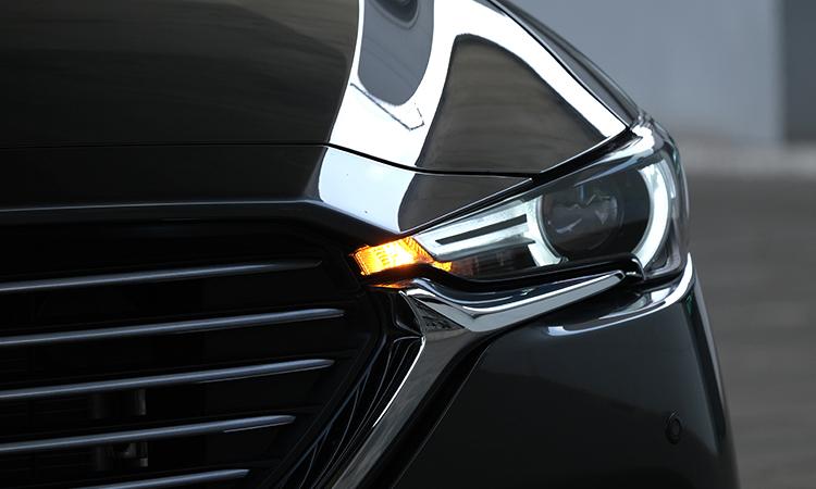 ไฟหน้า All NEW Mazda CX-8