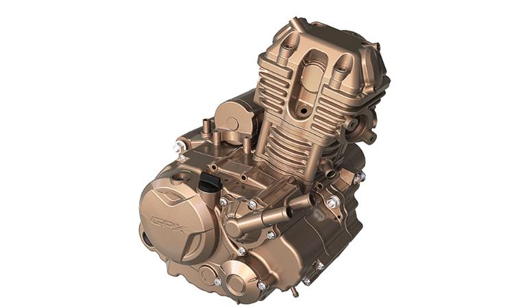 เครื่องยนต์ New GPX DEMON GR200R
