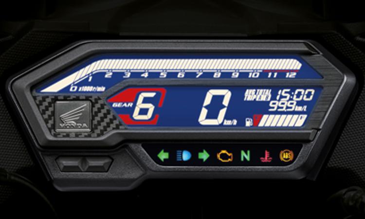 เรือนไมล์ Honda CBR150R
