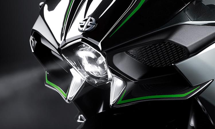 ไฟหน้า Kawasaki Ninja-H2