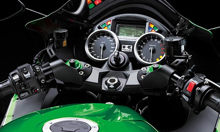 ตัวถัง Kawasaki Ninja ZX-14R