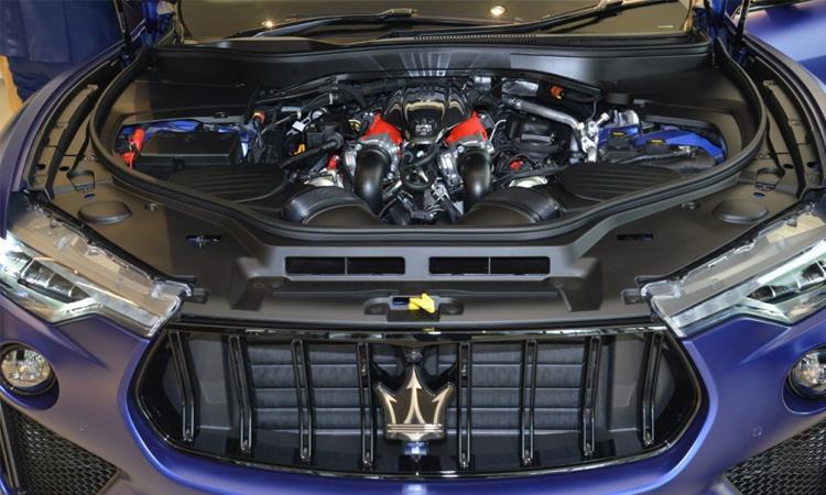 เครื่องยนต์ Maserati Levante Trofeo Launch Edition