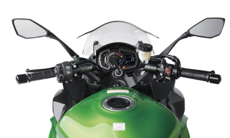 ตัวถัง Kawasaki Ninja 1000
