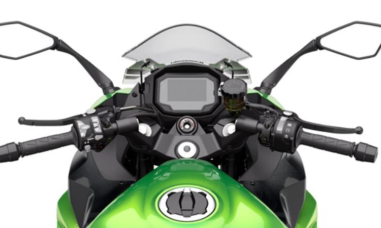 ตัวถัง Kawasaki Ninja 1000 SX