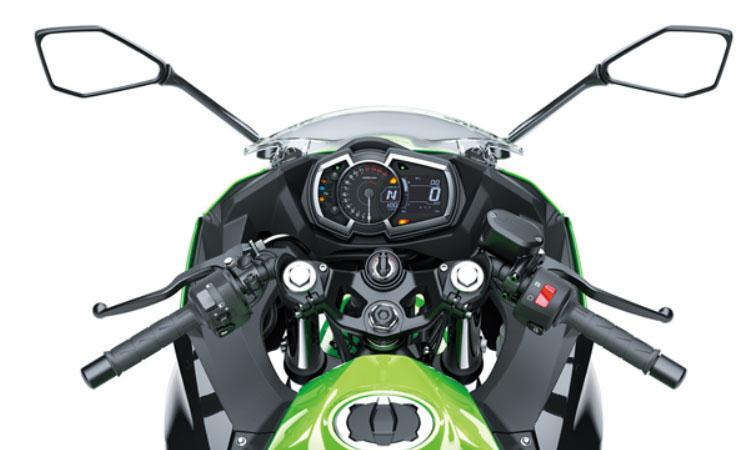 ตัวถัง Kawasaki Ninja 400