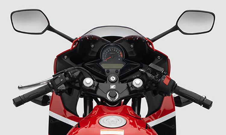 ตัวถัง Honda CBR300R
