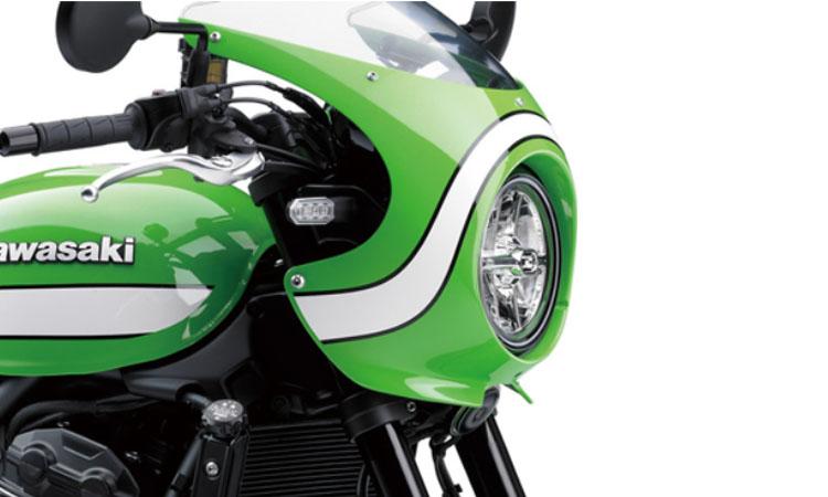 ไฟหน้า Kawasaki Z900 RS Cafe