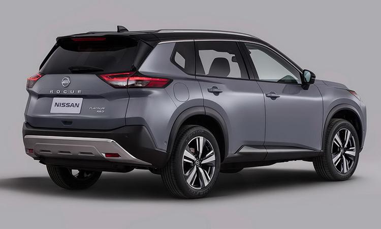 ดีไซน์ Nissan X-Trail 2021