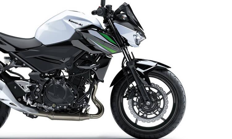 ดีไซน์ Kawasaki Z250