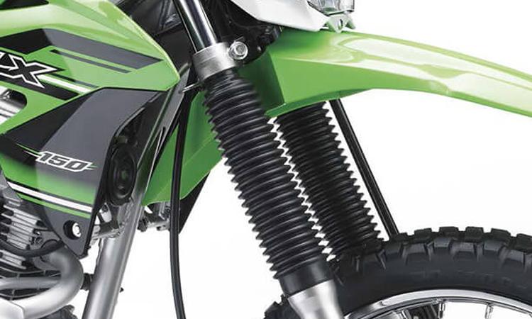 โชคหน้า Kawasaki KLX150