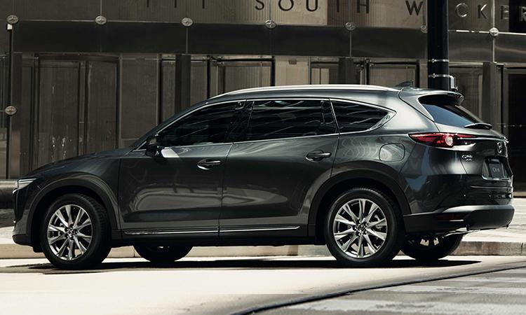 การออกแบบ All-New Mazda CX-8