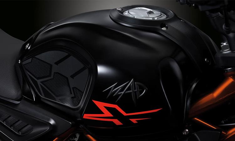 ตัวถัง GPX MAD 300 MAX