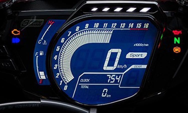 เรือนไมล์ Honda CBR250RR
