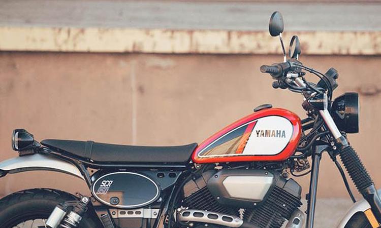 ตัวถัง Yamaha SCR950