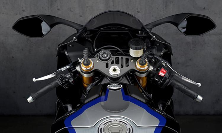 ตัวถัง Yamaha YZF-R1M