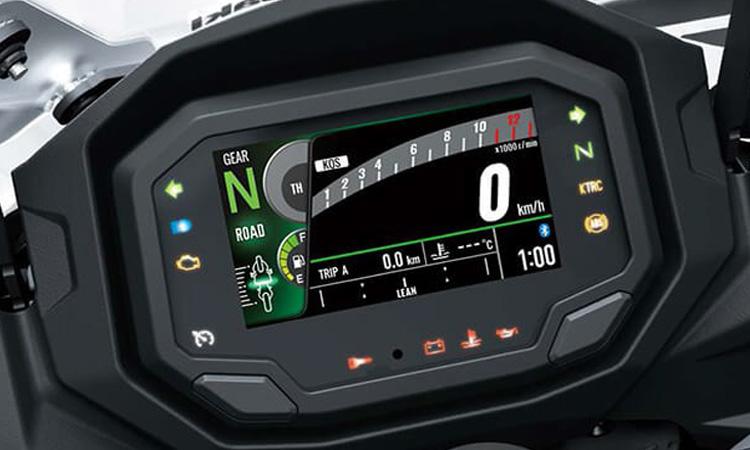 เรือนไมล์ Kawasaki Ninja 1000 SX
