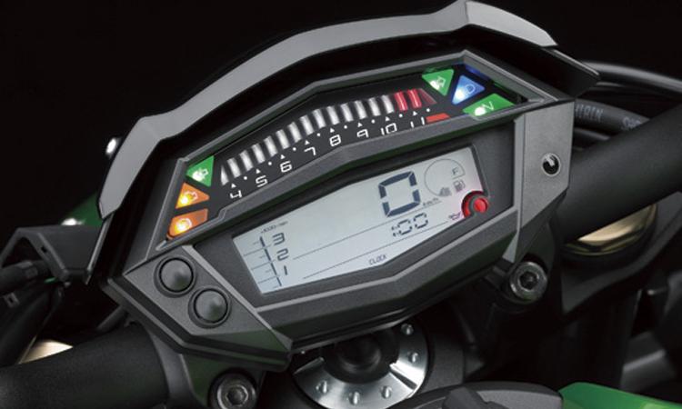 เรือนไมล์ Kawasaki Z1000
