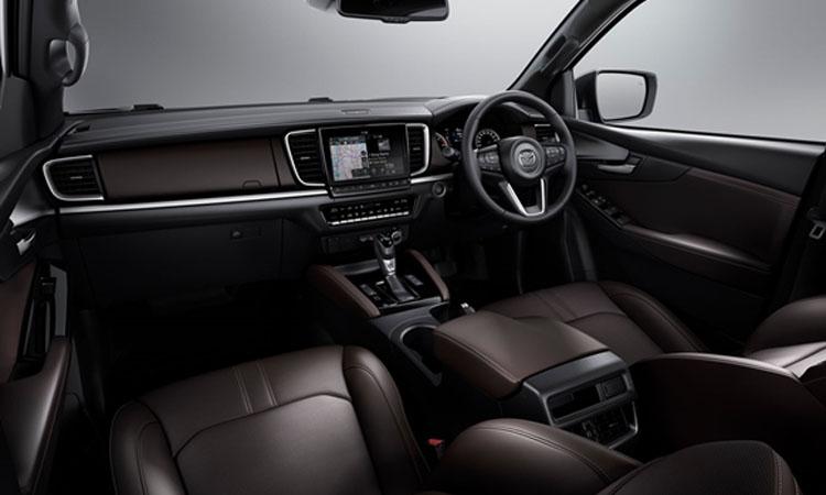 ดีไซน์เบาะ Mazda BT-50