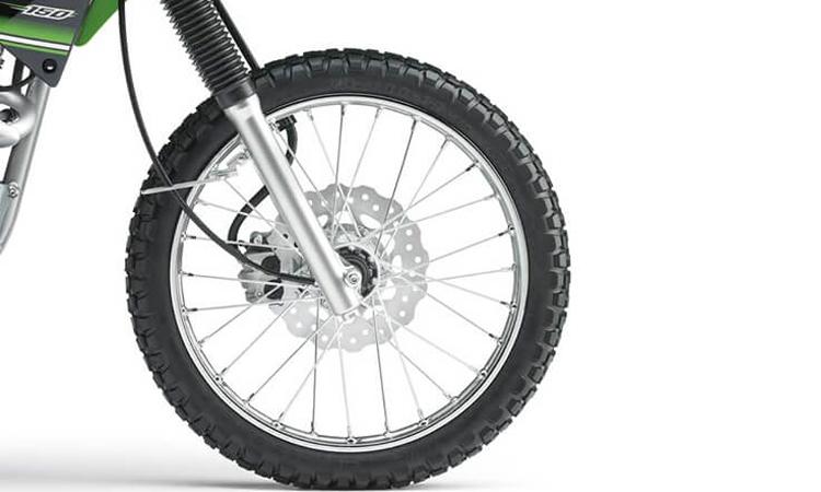 ล้อ Kawasaki KLX150