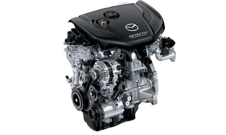 เครื่องยนต์ 2.5 All-New Mazda CX-8