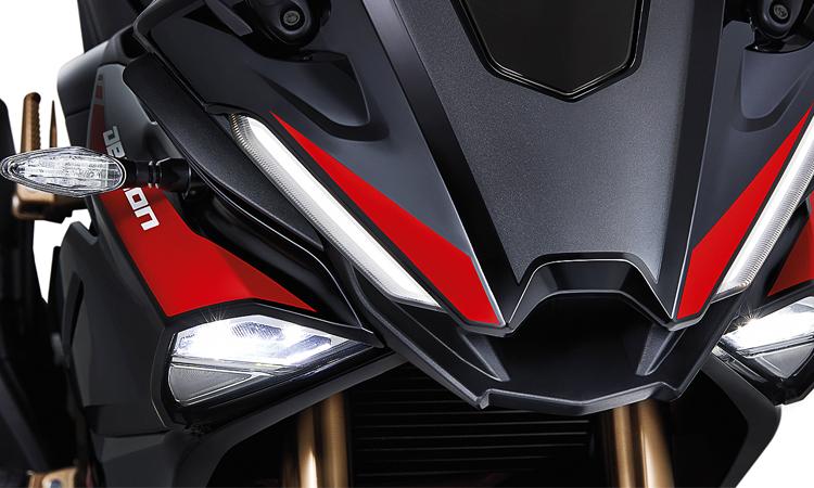 ไฟหน้า New GPX DEMON GR200R
