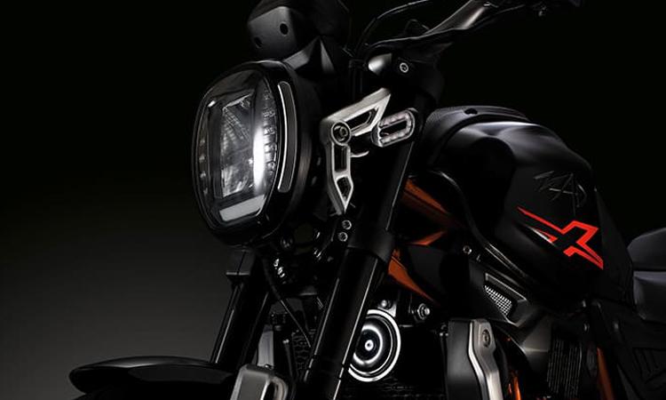 ดีไซน์ไฟหน้า GPX MAD 300 MAX