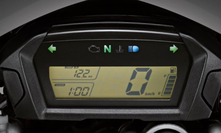 เรือนไมล์ Honda CRF250L