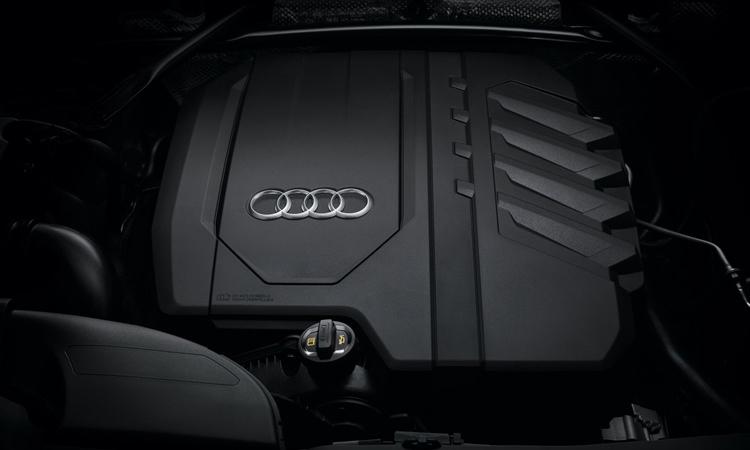 เครื่องยนต์ Audi Q5 Minorchange