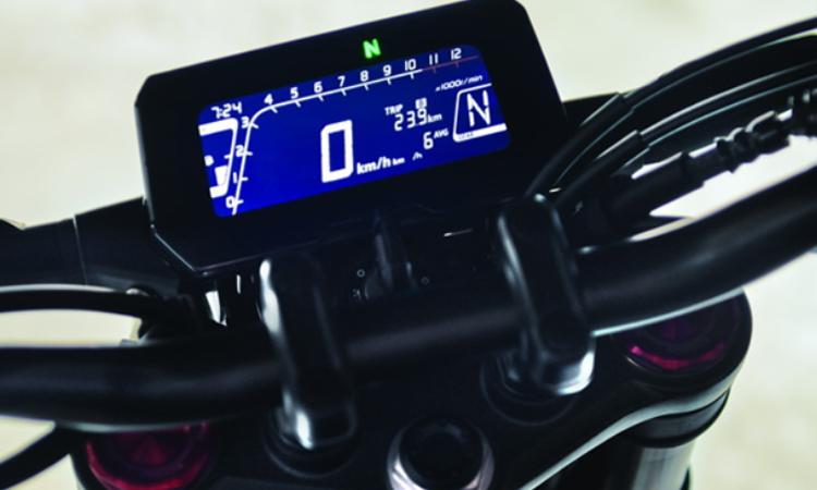 เรือนไมล์ Honda CB150R